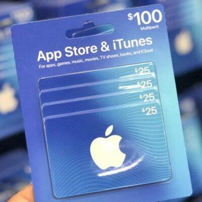 گیفت-کارت-اپل-25-دلار